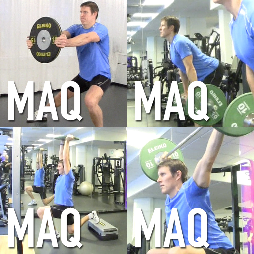 MAQ - Muscle Action Quality