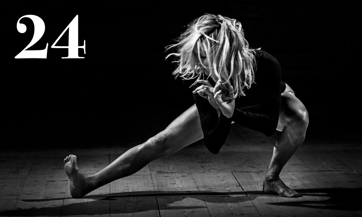 Holistic Training - Avsnitt 24 - Organic Moves, kreativ rörelse i dansform